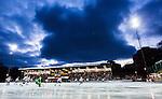 Stockholm 2014-11-29 Bandy Elitserien Hammarby IF - IK Sirius :  <br /> Vy &ouml;ver isen p&aring; Zinkensdamms IP under matchen mellan Hammarby IF och IK Sirius <br /> (Foto: Kenta J&ouml;nsson) Nyckelord:  Elitserien Bandy Zinkensdamms IP Zinkensdamm Zinken Hammarby Bajen HIF HeIF Sirius IKS utomhus exteri&ouml;r exterior