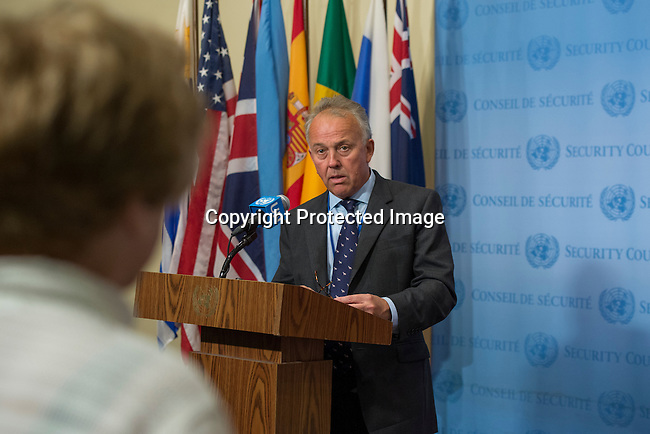 Press Encounter by Mr. Michael Keating, Special Representative of the UN Secretary-General for Somalia