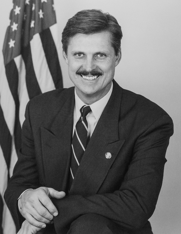 Rep. Todd Tiahrt, R-Kans. 1996 (Photo by CQ Roll Call via Getty Images)