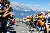 Picture by Alex Whitehead/SWpix.com - 30/09/2018 - Cycling - UCI 2018 Road World Championships - Innsbruck-Tirol, Austria - Elite Men's Road Race.