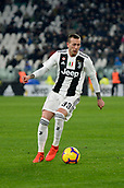 2nd February 2019, Allianz Stadium, Turin, Italy; Serie A football, Juventus versus Parma; Federico Bernardeschi of Juventus on the ball