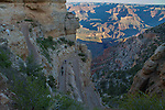 South Kaibab Trail descending the South Rim in Grand Canyon National Park, northern Arizona. . John offers private photo tours in Grand Canyon National Park and throughout Arizona, Utah and Colorado. Year-round.