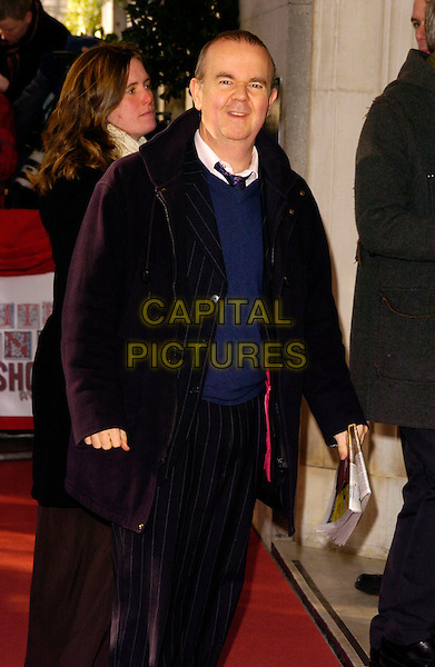 IAN HISLOP.The South Bank Show Awards, Savoy Hotel, London, UK..January 23rd, 2007.half length black jacket.CAP/CAN.©Can Nguyen/Capital Pictures