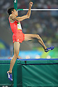 Takashi Eto (JPN), <br /> AUGUST 14, 2016 - Athletics : <br /> Men's High Jump Qualifying Round <br /> at Olympic Stadium <br /> during the Rio 2016 Olympic Games in Rio de Janeiro, Brazil. <br /> (Photo by YUTAKA/AFLO SPORT)