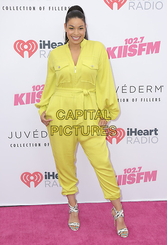 01 June 2019 - Carson, California - Jordin Sparks.  2019 iHeartRadio Wango Tango held at The Dignity Health Sports Park.    <br /> CAP/ADM/PMA<br /> ©PMA/ADM/Capital Pictures