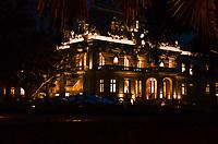RIO DE JANEIRO, RJ, 04.08.2018 - COTIDIANO-RJ - Casarão da família Guinle é restaurado em Botafogo e vira centro de inovação e empreendedorismo, Casa Firjan abriu as portas para o público nesta sexta-feira (3) e oferecerá palestras e exposições. Entrada é gratuita até o fim do mês de agosto (Foto: Vanessa Ataliba/Brazil Photo Press)