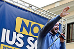 No Ius Soli, Lega in Piazza con Matteo Salvini