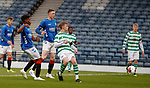 25.04.2019 Celtic v Rangers youth cup final: Dapo Mebude scores goal no 2