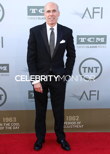 HOLLYWOOD, LOS ANGELES, CA, USA - JUNE 05: Jeffrey Katzenberg at the 42nd AFI Life Achievement Award Honoring Jane Fonda held at the Dolby Theatre on June 5, 2014 in Hollywood, Los Angeles, California, United States. (Photo by Xavier Collin/Celebrity Monitor)