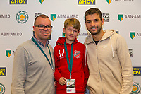 Rotterdam, The Netherlands, 17 Februari, 2018, ABNAMRO World Tennis Tournament, Ahoy, Tennis<br /> <br /> Photo: www.tennisimages.com