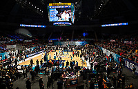 Photography of the NBA All-Star 2019 Charlotte week activities in Charlotte, North Carolina. NBA All-Star celebrity game at Bojangles Coliseum. NBA All-Star slam Dunk Contest at the Spectrum Center in Charlotte, NC. Photography coverage of the 2019 NBA All-Star game in Charlotte, North Carolina.<br /> <br /> Charlotte Photographer - PatrickSchneiderPhoto.com