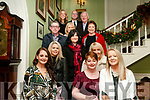 Christmas Party: Staff of Colaiste Na Riochta, Listowel attending their Christmas Party at the Listowel Arms Hotel on Saturday night last.
