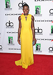 Lupita Nyong'o attends The 17th Annual Hollywood Film Awards held at The Beverly Hilton Hotel in Beverly Hills, California on October 21,2012                                                                               © 2013 Hollywood Press Agency