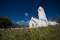Merida_VE, Venezuela..Igreja antiga em Merida, Venezuela..Old church in Merida, Venezuela..Foto: JOAO MARCOS ROSA / NITRO