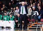 S&ouml;dert&auml;lje 2015-01-17 Basket Basketligan S&ouml;dert&auml;lje Kings - Bor&aring;s Basket :  <br /> S&ouml;dert&auml;lje Kings tr&auml;nare headcoach coach Vedran Bosnic under matchen mellan S&ouml;dert&auml;lje Kings och Bor&aring;s Basket <br /> (Foto: Kenta J&ouml;nsson) Nyckelord:  Basket Basketligan S&ouml;dert&auml;lje Kings SBBK T&auml;ljehallen Bor&aring;s tr&auml;nare manager coach portr&auml;tt portrait