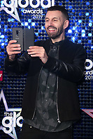 LONDON, UK. March 07, 2019: Tim Westwood arriving for the Global Awards 2019 at the Hammersmith Apollo, London.<br /> Picture: Steve Vas/Featureflash