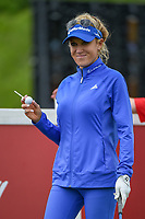 Natalie Gulbis (USA) prepares to tee off on 1 during round 1 of  the Volunteers of America LPGA Texas Classic, at the Old American Golf Club in The Colony, Texas, USA. 5/4/2018.<br /> Picture: Golffile | Ken Murray<br /> <br /> <br /> All photo usage must carry mandatory copyright credit (&copy; Golffile | Ken Murray)