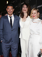 NEW YORK, NY August 09, 2017Destin Daniel Cretton, Jeannette Walls, Naomi Watts attend Lionsgate presents a special screening of The Glass Castle at SVA Theater in New York August 09 2017.<br /> CAP/MPI/RW<br /> &copy;RW/MPI/Capital Pictures