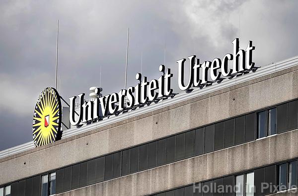 Nederland Utrecht 2018. Utrecht Science Park (De Uithof). Universiteit Utrecht.  Foto Berlinda van Dam / Hollandse Hoogte