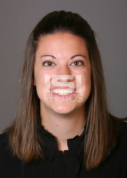 STANFORD, CA - OCTOBER 9: Sarah Boruta of the Stanford Cardinal women's basketball team poses for a headshot on October 9, 2008 in Stanford, California.