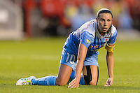 Chicago, IL - Saturday July 30, 2016: Vanessa DiBernardo during a regular season National Women's Soccer League (NWSL) match between the Chicago Red Stars and FC Kansas City at Toyota Park.