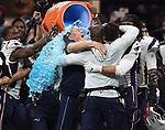 ATLANTA, GA - FEBRUARY 3:   Super Bowl LIII at Mercedes-Benz Stadium in Atlanta, Georgia on February 3, 2019. (Staff Photo By Christopher Evans/MediaNews Group/Boston Herald)