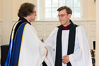 Conferral of Certificates and the Awarding of Prizes Commencement Evensong at the Berkeley Divinity School at Yale 19 May 2018