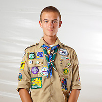 Scout from Bulgaria.
