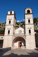 Cathedral of St. Tryfon - Kotor, Montenegro