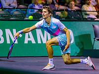 Rotterdam, The Netherlands, 9 Februari 2020, ABNAMRO World Tennis Tournament, Ahoy, Qualyfying round: Yannick Maden (GER)<br /> Photo: www.tennisimages.com
