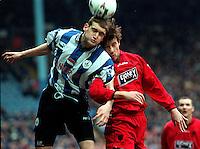 Sheffield Wednesday v Wimbledon 1998