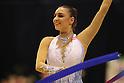 Evgeniya Kanaeva (RUS), .OCTOBER 29, 2011 - Rhythmic Gymnastics : .AEON CUP 2011 Worldwide R.G. Club Championships .Ribbon .at Tokyo Metropolitan Gymnasium, Tokyo, Japan. .(Photo by YUTAKA/AFLO SPORT)