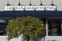 An American Eagle Outfitters store is pictured at Lee Premium Outlets in Lee (MA), Tuesday October 1, 2013.