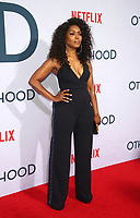 "31 July 2019 - Hollywood, California - Angela Bassett. Photo Call For Netflix's ""Otherhood"" held at The Egyptian Theatre. Photo Credit: FSadou/AdMedia"