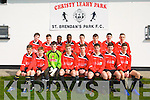 Park FC against Home Farm Dublin in the National Cup at Christy Leahy Park on Sunday. Park FC Team front  Fergal Ryan, Connor Hurley, Ferdie O'Brien, James Clifford, Gearoid Savage, Jimmy Lynch, Andrew Phillips, Alan McElligott  back Kieran Carmody, Sam Tarrant, Emmanuel Abubaker, Segun Duyile, Jamie Barry, Karl Mullins, Sean Collins,  Jessie Stafford Lacey