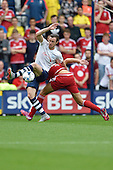 09/08/2015 Sky Bet League Championship Preston North End v Middlesbrough <br /> Will Keane