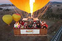 20150808 August 08 Hot Air Balloon Gold Coast