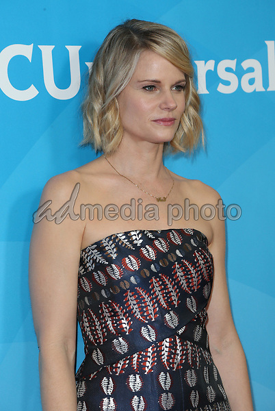 20 March 2017 - Beverly Hills California - Joelle Carter. 2017 NBCUniversal Summer Press Day held at The Beverly Hilton Hotel. Photo Credit: AdMedia