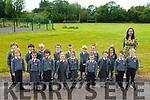 Dromclough NS Juniors: Mrs. Bennett's  Junior class at Dromclough NS, Listowel.