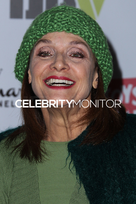 HOLLYWOOD, CA - DECEMBER 01: Valerie Harper arriving at the 82nd Annual Hollywood Christmas Parade held at Hollywood Boulevard on December 1, 2013 in Hollywood, California. (Photo by Xavier Collin/Celebrity Monitor)