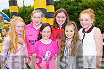 Ruth Borgeat, Gillian Spillane, Nicole Williams, Emma Finn, Alison Moynihan and Shauna O'Leary at the Anabala NS, Kilcummin family fun day on Sunday
