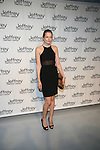 Eniko Mihalik Attends Jeffrey Fashion Cares 10th Anniversary New York Fundrasier Hosted by Emmy Rossum Held at the Intrepid, NY 4/2/13