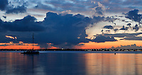 Sunset-County Dock-Jacksonville, FL