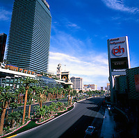 Las Vegas, Nevada, USA - along The Strip (Las Vegas Boulevard)