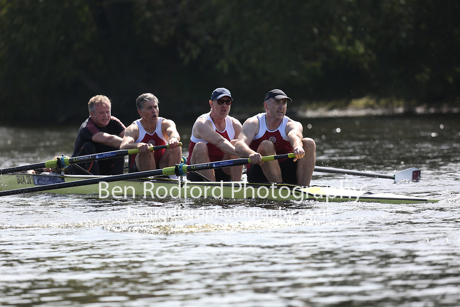 Race: 72  MasE.4+   [25]Worcester RC - WRR-Riley  vs [27]Stratford-upon-Avon BC - SUA-Shepherd <br /> <br /> Ross Regatta 2017 - Monday<br /> <br /> To purchase this photo, or to see pricing information for Prints and Downloads, click the blue 'Add to Cart' button at the top-right of the page.