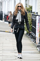 Elle Mcpherson em Notting Hill, Londres