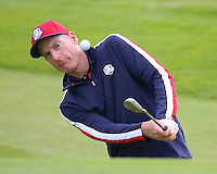 23 Sept 14 Jim Furyk during the Tuesday Practice Round at The Ryder Cup at The Gleneagles Hotel in Perthshire, Scotland. (photo credit : kenneth e. dennis/kendennisphoto.com)