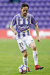 Real Valladolid's Michel Herrero during La Liga Second Division match. March 11,2017. (ALTERPHOTOS/Acero)