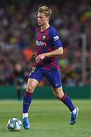 FOOTBALL: FC Barcelone vs Real Betis - La Liga-25/08/2019<br /> Frenkie De Jong (FCB)<br />  <br /> 25/08/2019 <br /> Barcelona - Real Betis  <br /> Calcio La Liga 2019/2020  <br /> Photo Paco Largo/Panoramic/insidefoto