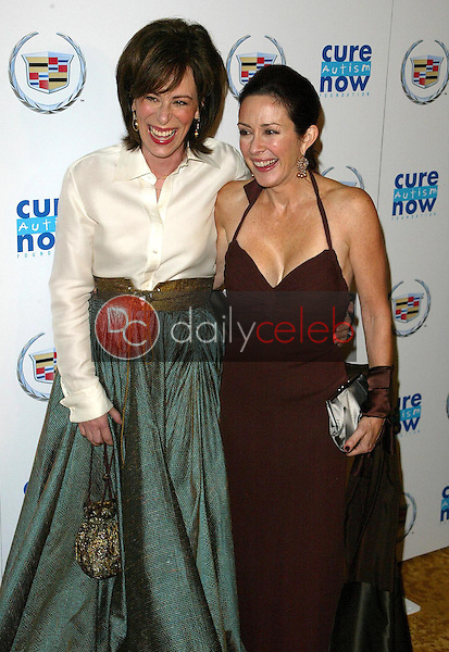 Jane Kaczmarek and Patricia Heaton<br />